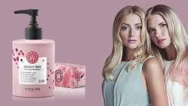 Os produtos desta marca sueca carecem de sulfatos e parabenos. Também contêm o Complexo Color Guard Complex que garante proteção de cor