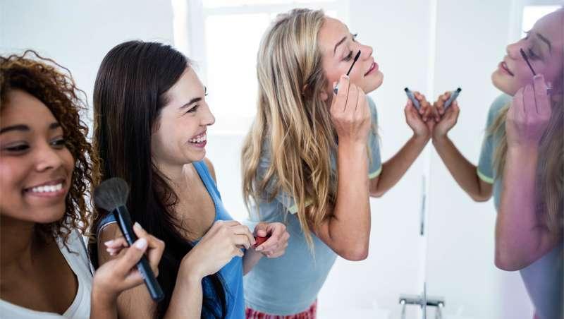 Os principais erros ao aplicar maquilhagem