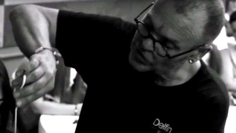 En homenaje a Delfín Blanco, otra estrella de la peluquería desaparecida