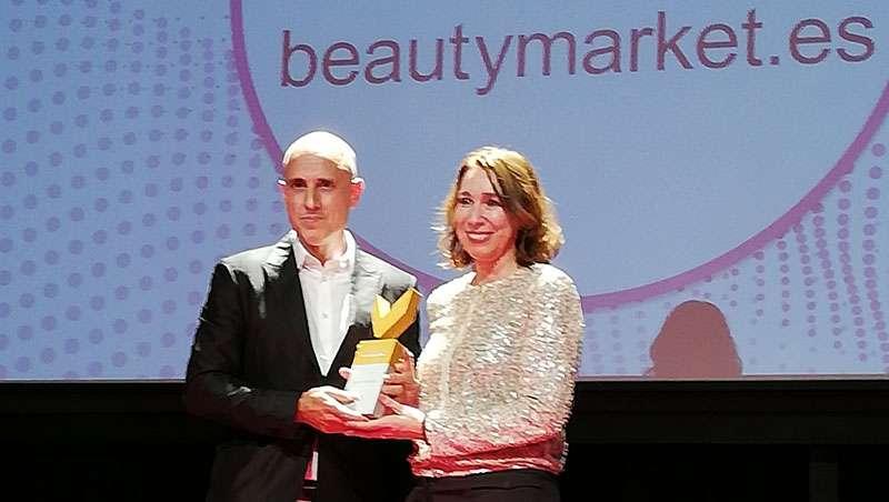 Beauty Market se alza con el Premio Salón Look a la Mejor Comunicación On-line
