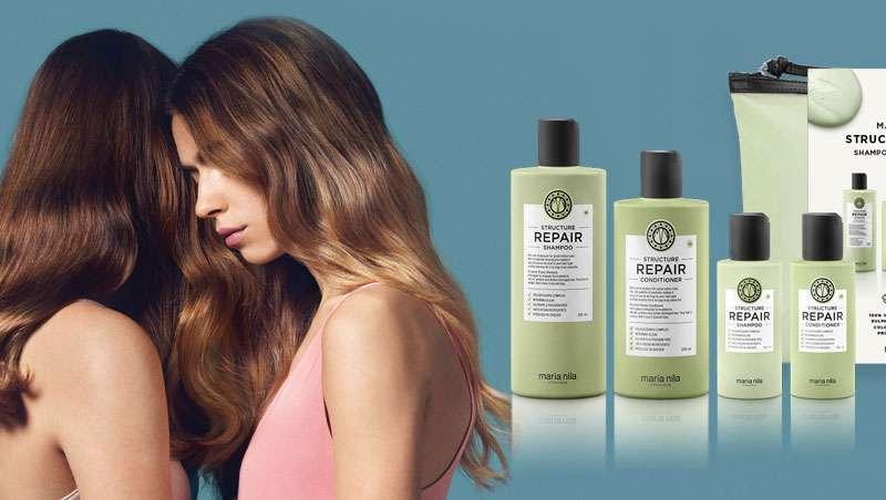 Maria Nila presenta sus novedades para lucir un cabello sano y cuidado este verano