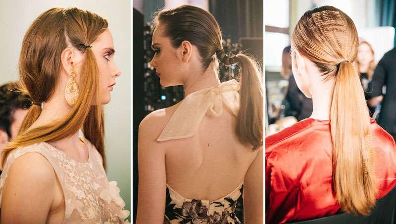 Los peinados de novia que triunfan en la Madrid Fashion Week