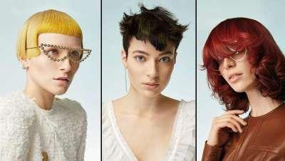 Três tendências em cortes e cores