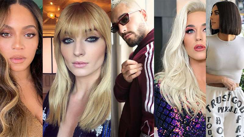 Cinco 'celebrities' que marcan moda