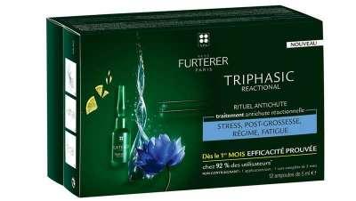 Triphasic Reactional, novo avanço na queda reacional do cabelo