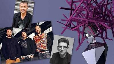 Manuel Mon, Carlos Valiente y X-Presion, prenominados a los International Hairdressing Awards