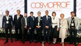 Las cifras confirman el éxito de Cosmoprof India
