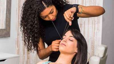 As vantagens da depilação com fio