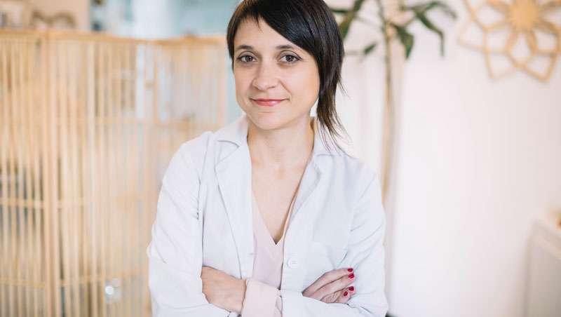 Verónica García: 'En la cosmética de autor cada creación se convierte en única, diseñada para un estado y con un fin'