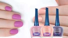 Están disponibles en 3 tonos de edición muy limitada, siendo 6 colores distintos para las uñas que brillarán como nunca este verano