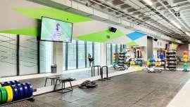 El centro mantiene la filosofía de la marca basada en completas e innovadoras instalaciones. La compañía estará presente en el nuevo centro con áreas de vestuario y con Evergy, su marca fitness