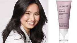 Living Proof vuelve a sorprender con el lanzamiento de este producto, sin aclarado, específico para esta anomalía del cuero cabelludo