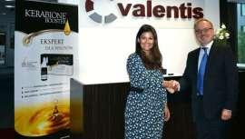 El grupo distribuirá y promocionará Kerabione a través de esta empresa en España, Portugal y Andorra