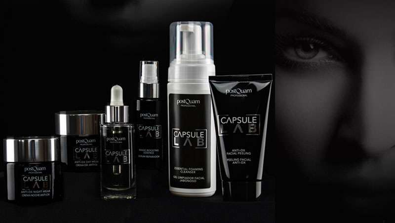 Capsule Lab, poder antioxidante