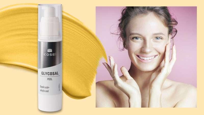 Glycosal Peel, el aliado de una piel cuidada y perfecta