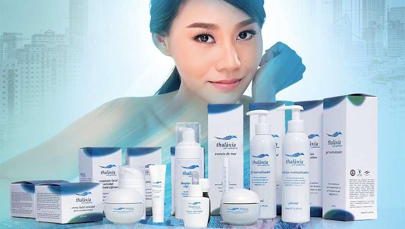 Thalàxia, cosmética formulada cien por cien con agua de mar