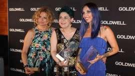 Almudena Martín, Asunción Torres y Eugenia Vilalta, rumbo a Viena