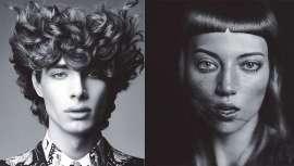 David Siero, formado en la raíz de la peluquería anglosajona, ahora al frente de su propio salón, firma nuestra portada femenina más