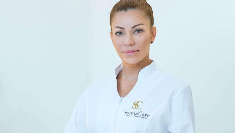 Sorela Caro: 'Con Hyaluronic Pen, la esteticista ya puede realizar aumento de labios, relleno de arrugas o mesoterapia'