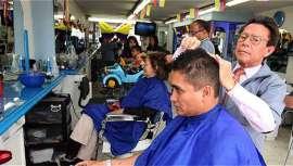 Los salones de peluquería y barberías son de los más solicitados por los emprendedores en Colombia, en sus distintas ciudades y regiones, caso de uno de sus destinos turísticos por excelencia, Manizales, muy cercano al Parque de Los Nevados