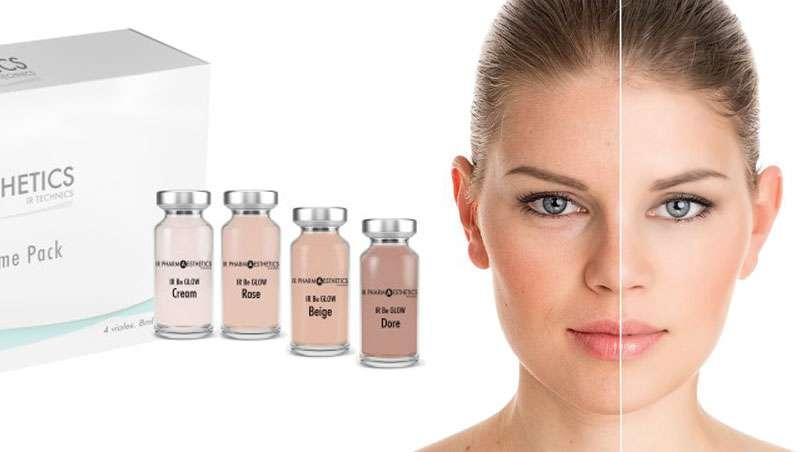 Lo último en belleza es Be Glow, 'makeup efecto piel'