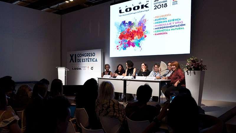 La mejor formación para los profesionales de la estética estará en Salón Look