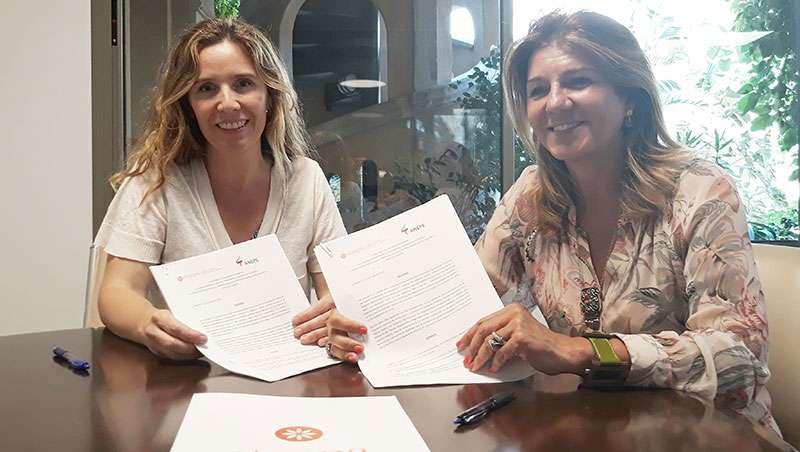 Firma del acuerdo ANEPE y Stanpa