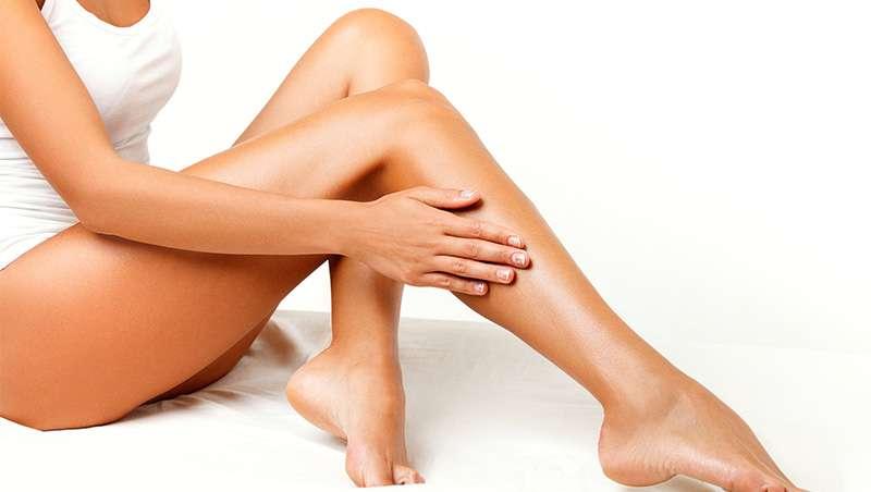 Tratamiento cosmeceutical center de piernas cansadas