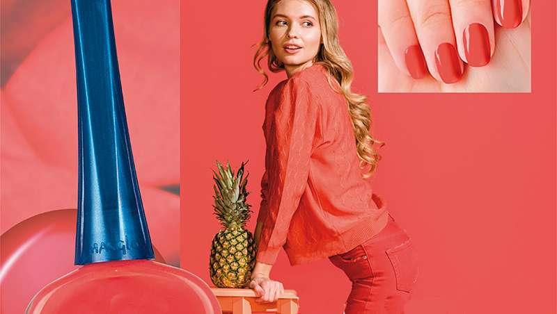 Imagen de la campaña de Masglo de reciclaje en salon look 2019