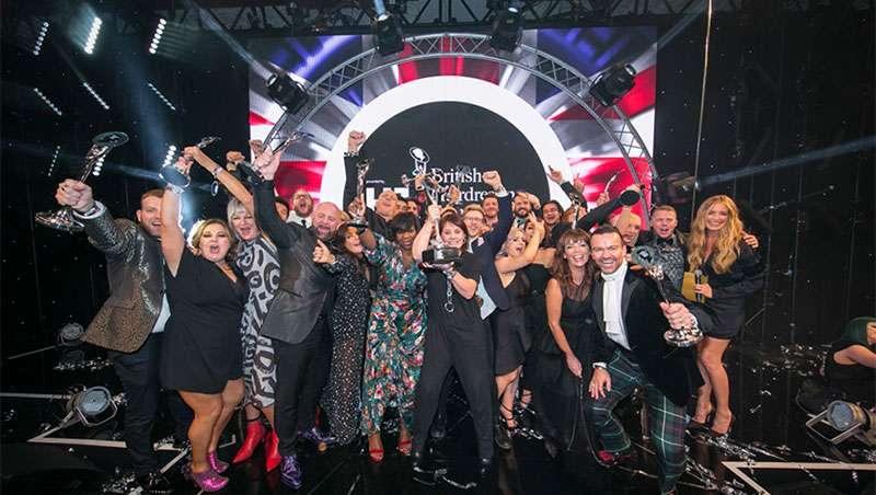 Elegidos al British Hairdressing awards 2019, collection internacional del año