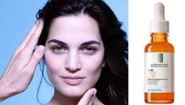 La Roche-Posay lanza este sérum dermatológico que restaura la firmeza e ilumina las pieles sensibles