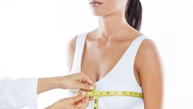 mamoplastia, reducción de mamas