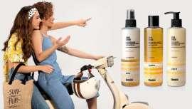 Sun Code foi, desde o seu lançamento, um dos imprescindíveis da proteção do cabelo sob o sol. Agora, Glossco Professional amplia a gama, para um cuidado completo e global