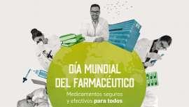 Como cada año, los farmacéuticos celebrarán el 25 de septiembre su día mundial. Una conmemoración organizada por la Federación Farmacéutica Internacional (FIP)