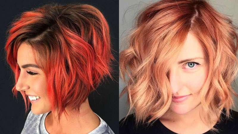Obsesión por el Ginger Peach, un color de pelo arrebatador