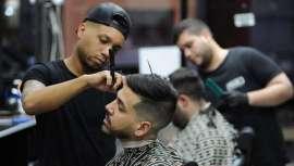 Los barberos dominicanos conquistan Buenos Aires