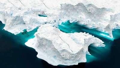 Agua de glaciar, un nuevo y lucrativo negocio premium