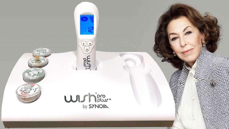 Soluciones Estéticas Tecno XXI y Carmen Navarro presentan el nuevo modelo Wishpro Plus+ en Studio Beauty Market Madrid