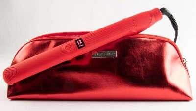 Paixão pelo vermelho: novo alisador de cabelo Passion Red, da Termix
