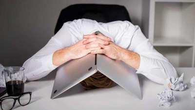 Estrés en el trabajo, el mal del siglo XXI