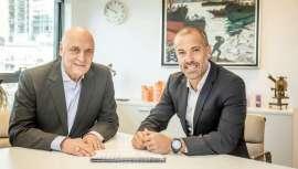El nuevo director, Anibal Scavino, posee 34 años de trayectoria profesional en L