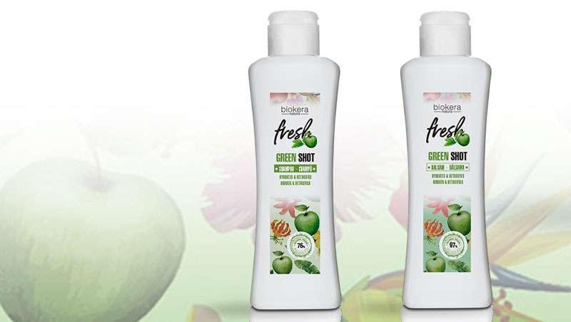 Biokera Fresh, la recarga capilar fresca y natural