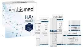 Hidrata y rejuvenece la piel con el nuevo pack Anubismed: HA+ Hyaluronic Treatment