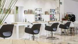 H·PRO, empresa de mobiliario para peluquería, ha desarrollado este sillón elegante, cómodo y seguro, que mejora el rendimiento en el salón