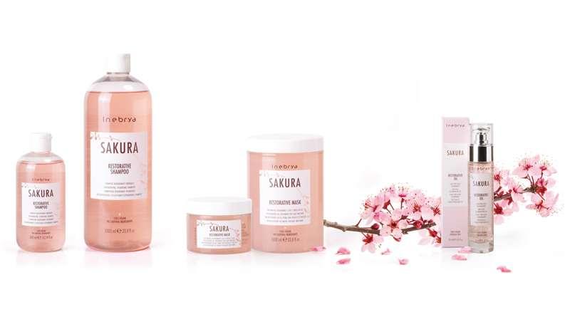 Productos Inebrya Sakura