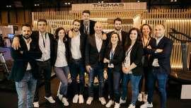 La empresa liderada por Tomás Junquera obtuvo grandes resultados después su participación en FIBO Global Fitness y seguirá apostando por este tipo de encuentros del sector
