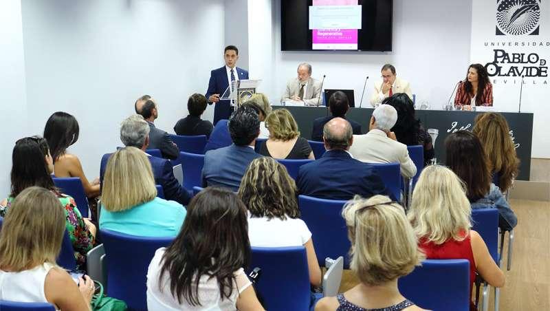 Presentación del Máster en Medicina Estética, Cosmética y Regenerativa de la UPO