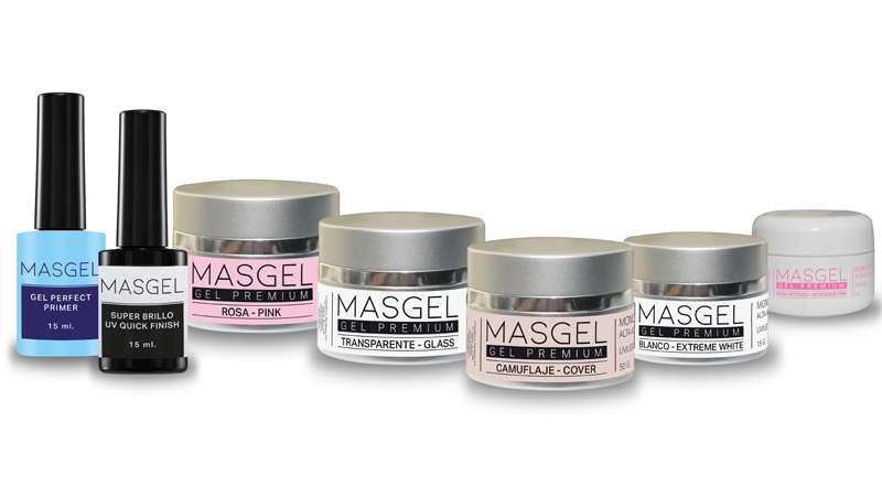 Masgel, lo más nuevo de Cosméticos Foráneos