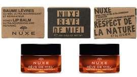 Rêve de Miel: bálsamo de labios ultranutritivo y reparador