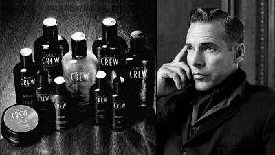 American Crew cumple 25 años como marca referente en cuidado profesional masculino